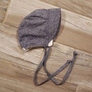 Chambray Bonnet